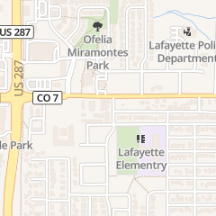 Directions for Lafayette Flooring in Lafayette, CO 207 N Carr Ave