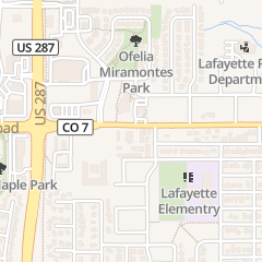 Directions for IMPRESSIONS in Lafayette, CO 780 W Baseline Rd Ste 1A
