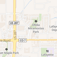 Directions for Lafayette Dental Excellence in Lafayette, CO 511 Crossing Dr Ste 200