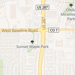 Directions for DE Maj Salon & Spa in Lafayette, CO 297 N Us Highway 287 Ste 107