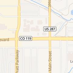 Directions for DESIGNER NAILS AND HAIR in Longmont, co 700 Ken Pratt Blvd Ste 203