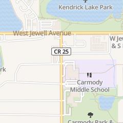 Directions for Penske Truck Rental in Lakewood, CO 10001 W Asbury Ave