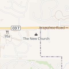 Directions for The New Church of Boulder Valley in Lafayette, CO 1370 Forest Park Cir