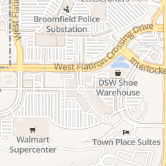 Directions for Perfecta Flatiron Styling Salon & Spa in Broomfield, CO 520 Zang St