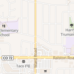 Directions for Ez Nails in Arvada, CO 6480 Ward Rd