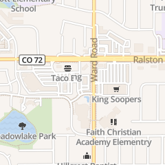 Directions for 123 24 7 Locksmith Service in Arvada, CO 6355 Ward Rd