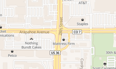 Directions for Safeway - Stores in Boulder, CO 2798 Arapahoe Ave