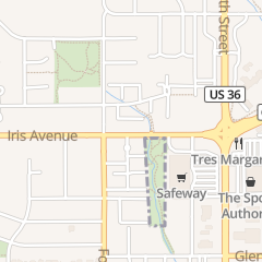 Directions for Hair Elite in Boulder, CO 2703 Iris Ave