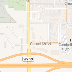 Directions for Beauty Works in Gillette, WY 1211 S Douglas Hwy