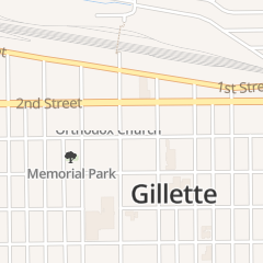 Directions for Scrub's N More in Gillette, WY 221 S Gillette Ave