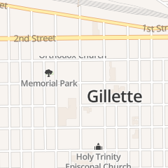 Directions for Abovo in Gillette, WY 407 S Gillette Ave Unit C