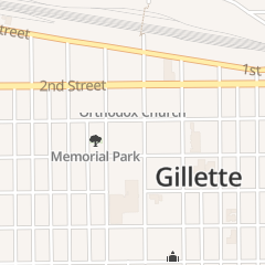 Directions for Envy Salon in Gillette, WY 306 S Gillette Ave