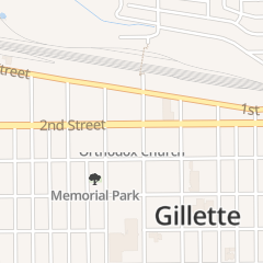 Directions for The Head Hunters in Gillette, WY 200 S Gillette Ave