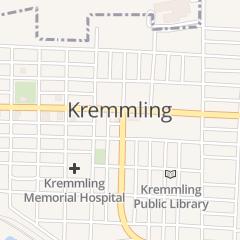 Directions for KREMMLING FAMILY DENTAL CENTER in KREMMLING, co 107 S 6TH ST