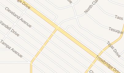 Directions for 7-Eleven - No 28 in El Paso, TX 6100 Trowbridge Dr