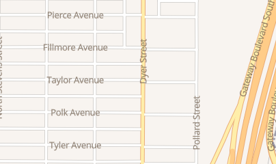 Directions for 7-Eleven in El Paso, TX 4413 Dyer St