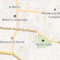 Directions for Season's Rotisserie & Grill in Albuquerque, NM 2031 Mountain Rd NW