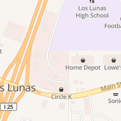 Directions for Presbyterian Medical Group - Womens Care in Los Lunas, NM 200 Emilio Lopez Rd Nw