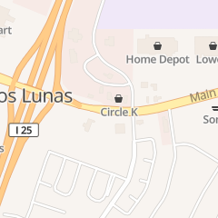 Directions for Quik Cash Payday Loans in Los Lunas, NM 1402 Main St Nw Ste A