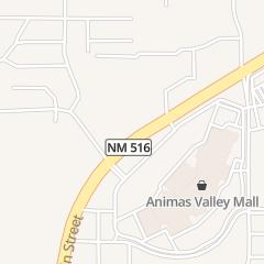 Directions for Potato Corner in Farmington, NM 4601 E Main St
