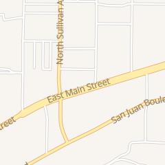 Directions for Que Rico Restaurant in Farmington, NM 1916 E Main St