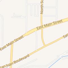 Directions for Captain D's in Farmington, NM 1735 E Main St