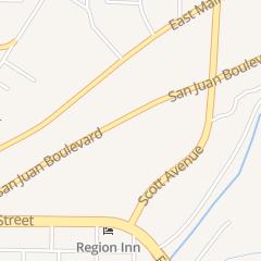 Directions for Sonic in Farmington, NM 1203 San Juan Blvd