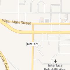 Directions for Taco Box in Farmington, NM 777 W Broadway