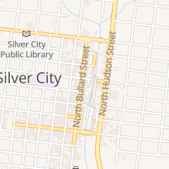 Directions for The Parlor in Silver City, NM 510 n Bullard St