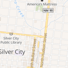 Directions for Q's Southern Bristro in Silver City, NM 101 W College Ave