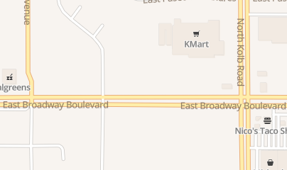 Directions for Liquor Barrel Saloon in Tucson, AZ 6925 E Broadway Blvd