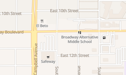 Directions for Max Cash Title Loans - Tucson in Tucson, AZ 2012 E Broadway Blvd, Suite 208