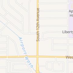 Directions for LA Princesa in Tucson, AZ 5550 S 12th Ave Ste 140