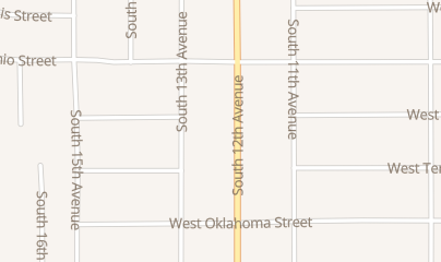 Directions for Southwest Tax Associates in Tucson, AZ 4714 S 12th Ave