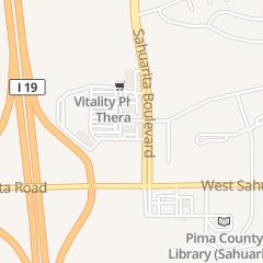 Directions for Subway in Sahuarita, AZ 15980 S Rancho Sahuarita Blvd Ste 160