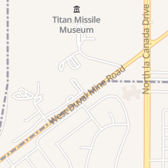 Directions for Triple Play in Green Valley, AZ 1570 W Duval Mine Rd