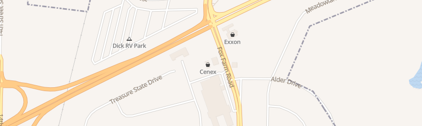 Cenex Zip Trip In Great Falls MT Convenience Stores
