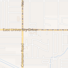 Directions for Olive Tree Pre-School in Mesa, AZ 10115 E University Dr