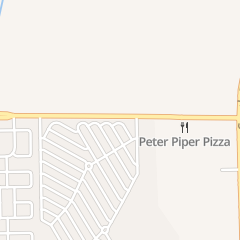 Directions for Peter Piper Pizza in Mesa, AZ 9047 E Baseline Rd