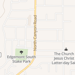 Directions for Edgemont Auto Service in Provo, UT 2960 N Canyon Rd