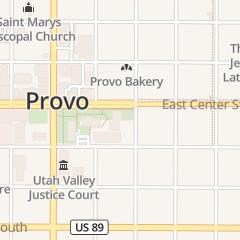 Directions for Utah County of Tax Commission Motor Vehicle Title & Registration in Provo, UT 150 e Center St