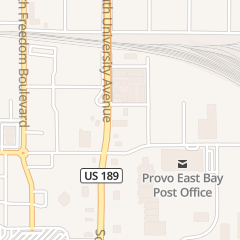 Directions for J & M'S TRANSMISSION CLINIC - PROVO in Provo, ut 855 S University Ave