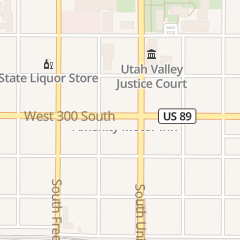 Directions for Haynes Family Auto in Provo, UT 92 W 300 S
