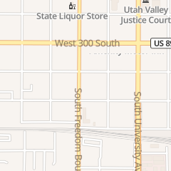 Directions for Marcos Tires in Provo, UT 447 S Freedom Blvd