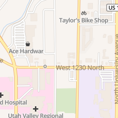 Directions for Computune Certified Auto in Provo, UT 1272 n 300 W