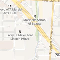 Directions for Larry h Miller Dealerships in Provo, UT 1825 n University Pkwy
