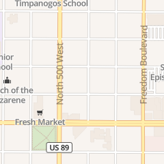Directions for Harmons Buick Gmc Cadillac in Provo, UT 470 W 100 N