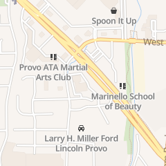 Directions for Brent Brown Chevrolet-Buick - Service in Provo, UT 2125 N University Pkwy