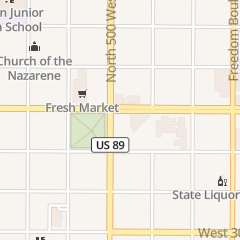 Directions for Firestone Complete Auto Care in Provo, UT 495 W Center St