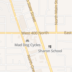 Directions for American Car Care Centers in Orem, UT 397 N State St